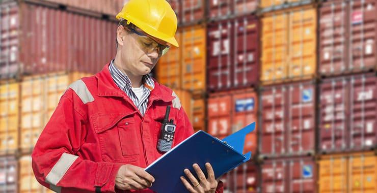Servicios logísticos en comercio exterior
